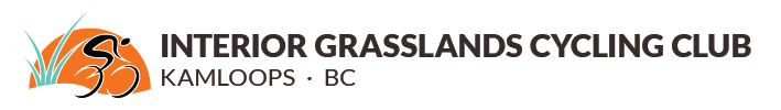 Interior Grasslands Cycling Club Logo
